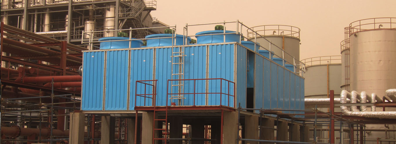 Cooling Tower India, Cooling Tower Manufacturers, Industrial